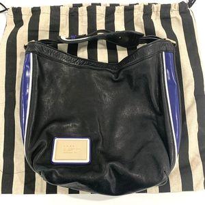 Gwen Stefani L.A.M.B Leather Shoulder Purse